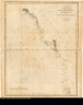 Chart of part of the North west coast of America Explored by the Boussole & Astrolabe laid down conformably to the situation of the Boussole every day at noon as determined Astronomically by Mr. Dagelet.