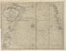 Kort over det Sydelige Hav. til Reisebeskrivelsernes almindelige Historie af Mr. Bellin Ingeniëur de la Marine