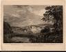 A View of Bethlem, the Great Moravian Settlement in the Province of Pennsylvania. Vue de Bethlem, principal Etablissement des Freres Moraves dans la Province de Pennsylvania
