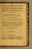 Appel a l'opinion publique, par Martial Besse, général de brigade, employé a St.-Domingue