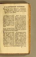 A la Convention nationale. : Réponse de Page et Brulley, commissaires de St.-Domingue, députés près de la Convention nationale, aux calomnies, qu'on a fait signer au citoyen Belley