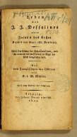 Leben des J.J. Dessalines, oder, Jacob's des Ersten Kaysers von Hayti (St. Domingo). : Nebst Darstellung der Schreckensscenen, welche wahrend des Ausstandes der Neger daselbst vorgefallen sind. Aus dem französischen des Dübroca von K.L.M. Müller. Nebst dem portrait des Dessalines.