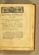 Lettres patentes du roi, sur un décret de l'Assemblée nationale, pour la constitution des municipalités. : Données à Paris, au mois de décembre 1789