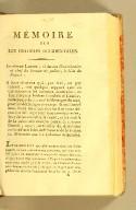 Mémoire sur les colonies occidentales. Le citoyen Lancel, ci-devant commissaire et chef du bureau de police, à l'Isle de France: