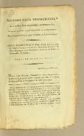 Seconde piece triomphante a l'appui des mémoires justificatifs, publies par MM. de la Luzerne et de Marbois. Dans leur grand procès contre la colonie de Saint-Domingue