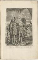 Koning en koningin van de Missisippi.