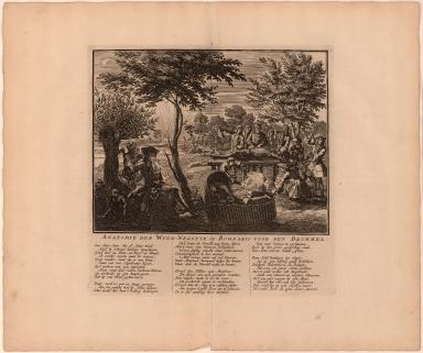 Anatomie der wind-negotie, of Bombario voor den drommel.