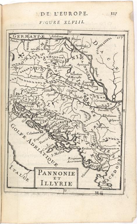 Pannonie et Illyrie