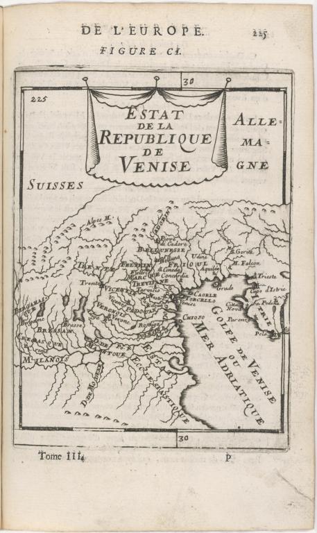 Estat de al Republique de Venise