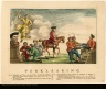 [Dutch view of George III, Lord North, and Oliver Cromwell]
