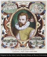 Eoum nobis heìc dat Lynscotius orbem, Lynscotum, artifici sculta tabella manu