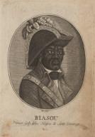 Biasou Primer Gefe delos Negros de Santo Domingo