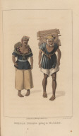 Mexican Indians going to Market