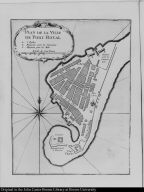 Plan de la Ville de Port Royal