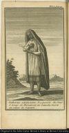 Catherine Tekakoüita Iroquoise du Saut S. Louis de Montreal en Canada morte en odeur de Sainteté.