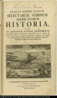 Selectarum stirpium Americanarum icones