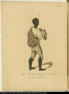 Bozal, or Raw-negro, residing in the district of Lima.