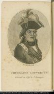 Toussaint Louverture Général en Chef à St. Domingue