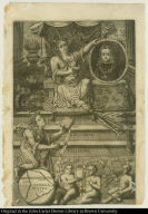 [Allegorical representation of the Spanish monarchy]