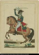 Toussaint Louverture Chef des Noirs Insurgés de Saint Domingue.