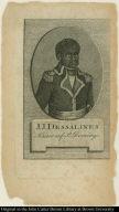 J. J. Dessalines Kaiser auf St: Domingo.