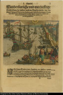 [Harbor scene and departure from Lisbon]