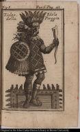 Tialoc, Idolo della Pioggia