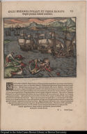 Galli Hispanos fugant, et urbem Hanava magnâ pecuniae summâ mulctant.