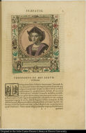 Christophorus Columbus ligur, indiaru[m] prim'inve[n]tr. Ao. 1492