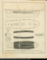 [Diagram of slave ship]