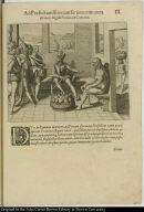 Ad Praefectum Erreram seruntur munera ab uxore Reguli Provinciae Cumanae.