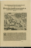 ... Wie der Herr Candisch in einer gegend an eine Insel kompt da viel Seehunde einer seltzamen Art waren.