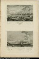 [top] Le port de Nippe; [bottom] Cap et Môle St. Nicolas