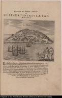 Delineatio insulae Lannocha.
