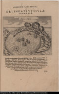 Delineatio insulae San. Mariae.