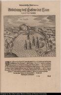 Abbildung dess hafens der Statt S. Jacob, Valparisa genannt.