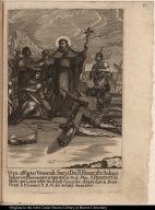 Vera effigies Venerab: Servi Dei B. Francisci Solani ...