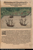 Beschreibung dess Norgebürgs Floride da die Franzosen anzufahren pflegen welches von ihnen das Französische Norgebürg genannt wirdt.