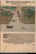 Wie die Franzosen nach dem sie das Wasser May verlassen zwey andere angetroffen.