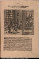 Dess Ferdinandi und Petri de Contreras, gefangene Kriegssknecht werden zu Ranama [sic] durch den Statt Schultheissen mit einem Dolchen durchstochen.
