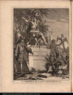 Britannia americana, of Beschryving der Engelsche colonien in West-Indien