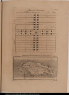 [Plan of town in Jamaica; Map of Jamaica]