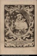 V. Efigies Vener. P. Fr. Petri Vrraca, Ord. B.V.M. de Mercede. Redempt. Captiv. Virtutibus, ...