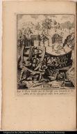 Lope de Olano mandò, que se hiziesse una Caravéla de las tablas de las naos que se aviàn hecho pendaços.