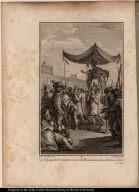 Les Espagnols se rendent maitre de Montezuma dans Mexico même.