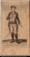 Major Genl. Richd. Montgomery Slain in Storming Quebec Decbr. 31st. 1775