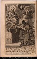 Rto. do B. Beneditto de S. Philadelfio leigo Reformado da Prov[inci]a. de Sicilia ...