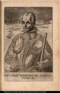 Capn. D. Fran[ces]co Rodriguez del Manzano Y Ovalle
