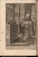 Verdadero Retrato del Venerable Hermano Pedro de S. Joseph Betancur, Fundador de la Compañia Bethleemitica en las Indias Occidentales.
