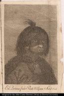 En Quinna från Prints Wiljams Sund.